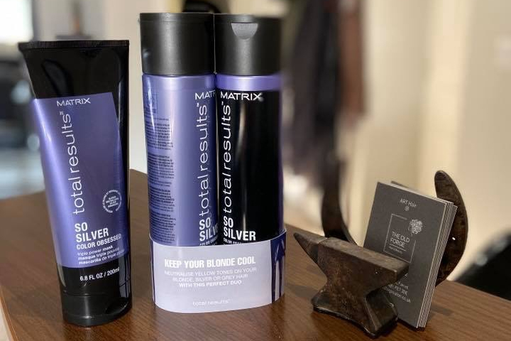 The Old Forge Hair Salon Matrix Hair Treatments Products