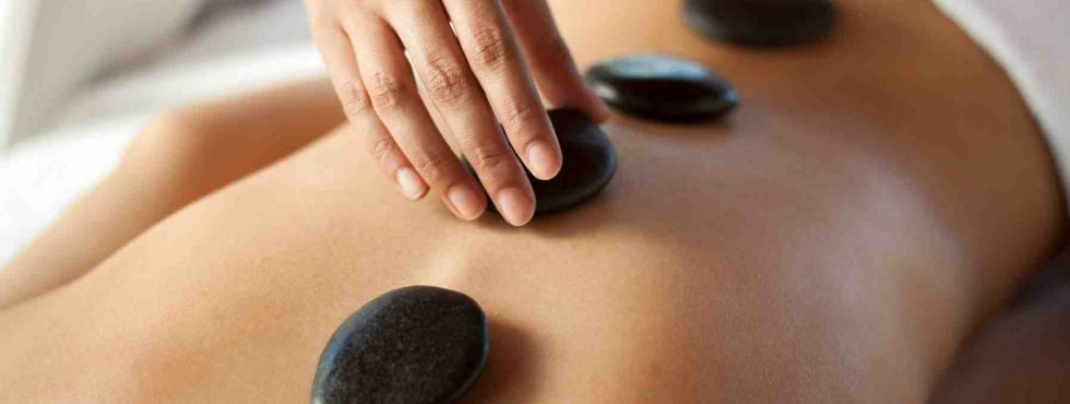 The Old Forge Hair & beauty Salon Hot stone massage