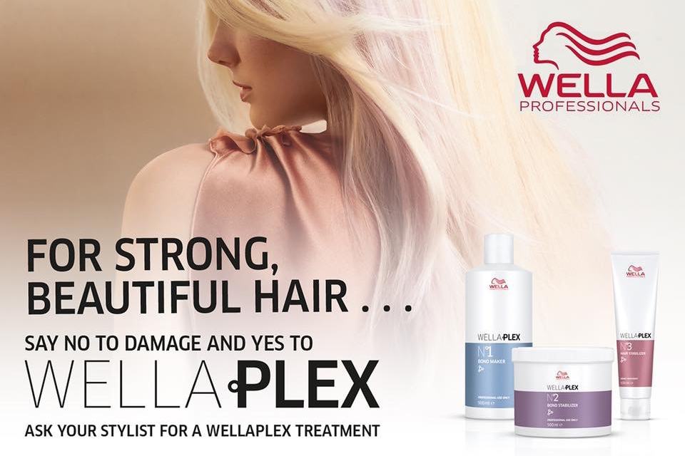 The Old Forge Hair Salon Wella Hair Treatments Products